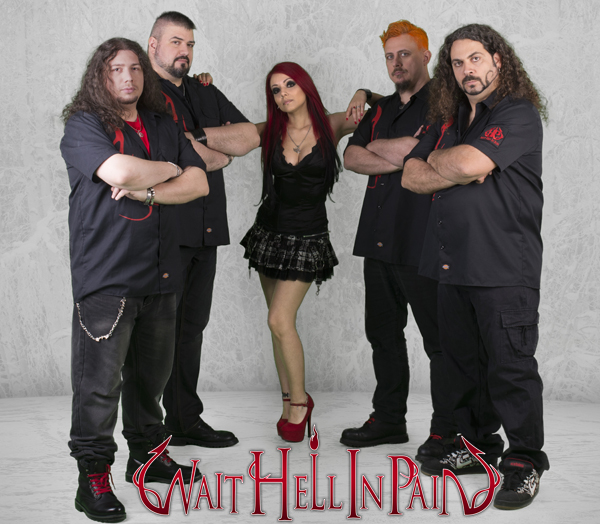 WAIT HELL IN PAIN: in autunno il debut album ''Wrong Desire'' con la Revalve records