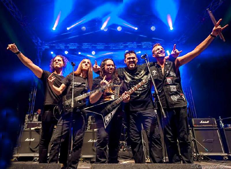 DRAGONHAMMER: rinnovo del contratto con My Kingdom Music