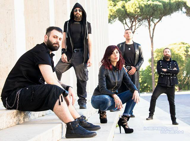 HERETIC'S DREAM: nuovo album in autunno