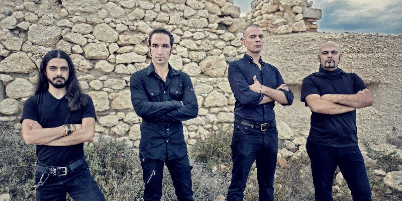 BURNING GROUND: siglato l'accordo con la Minotauro Records per l'uscita del prossimo album  ''Last Day Of Light''