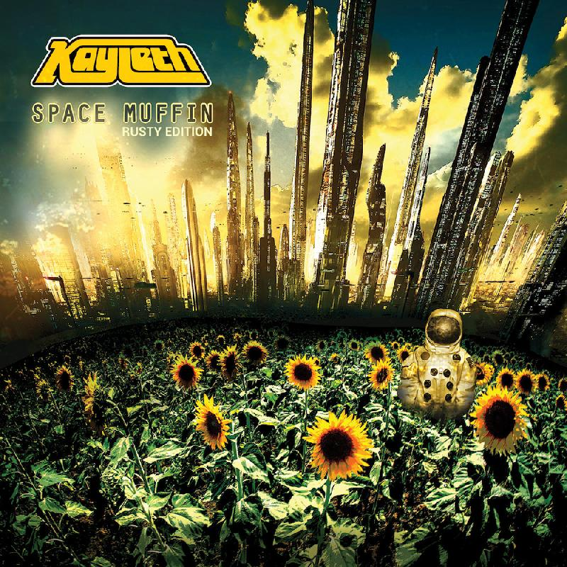 "KAYLETH: ""Space Muffin – Rusty Edition"" in streaming su Riff Relevant"