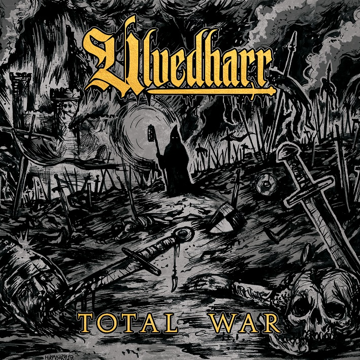 "ULVEDHARR: disponibile il video di ""Total War"""