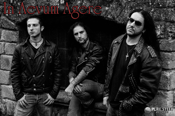 IN AEVUM AGERE: l'abum d'esorio  ''From The Depth Of Soul'' in versione rimasterizzata