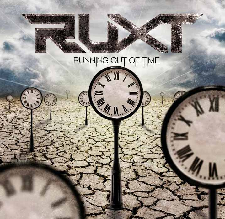 "RUXT: in arrivo il secondo album ""Running Out of Time"""