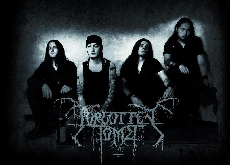 FORGOTTEN TOMB: anteprima del nuovo brano ''Second Chances''