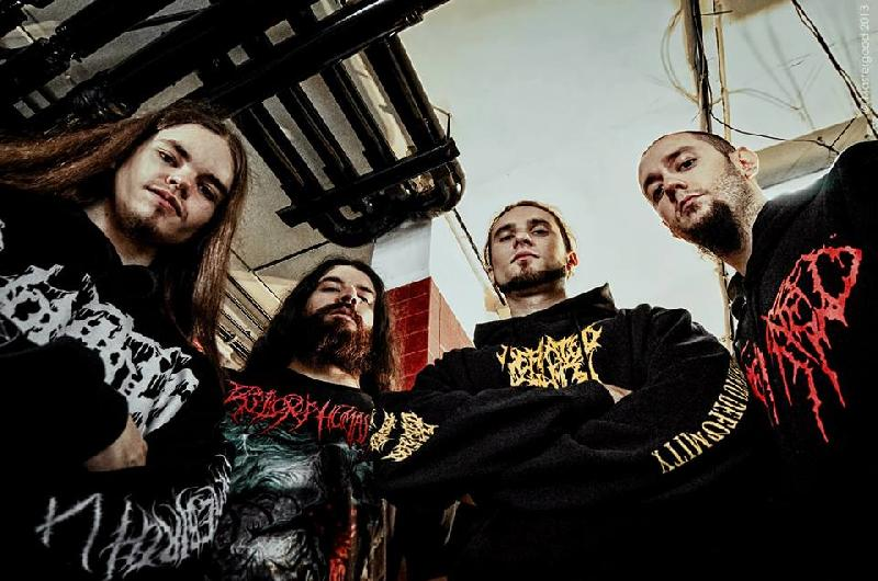 DEVANGELIC: disponibile l'inedito brano ''Of Maggots and Disease''