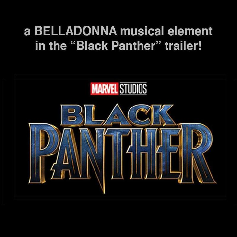 "BELLADONNA: nel trailer di ""Black Panther"""