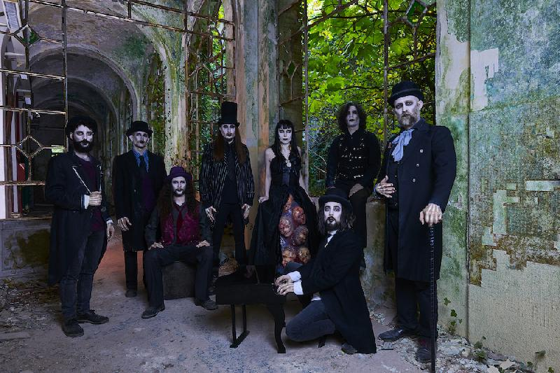 THE SPLEEN ORCHESTRA: inizia la collaborazione con Barley Arts Promotion e annunciate le prime tappe del tour