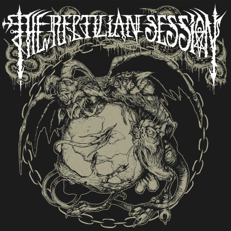 THE REPTILIAN SESSION: disponibile l'omonimo album in formato LP
