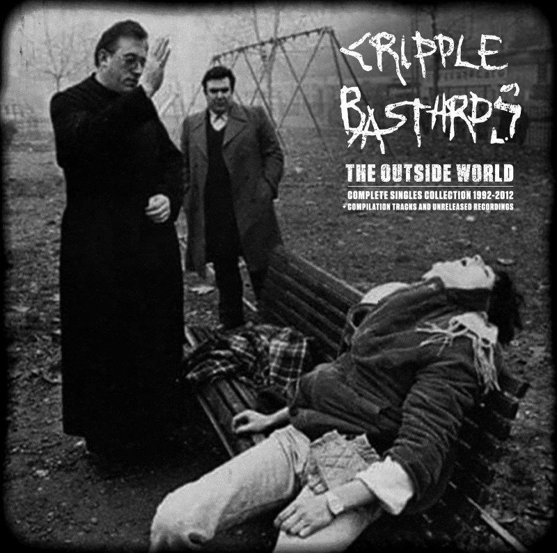 CRIPPLE BASTARDS: disponibile il boxset da collezione ''The Outside World''