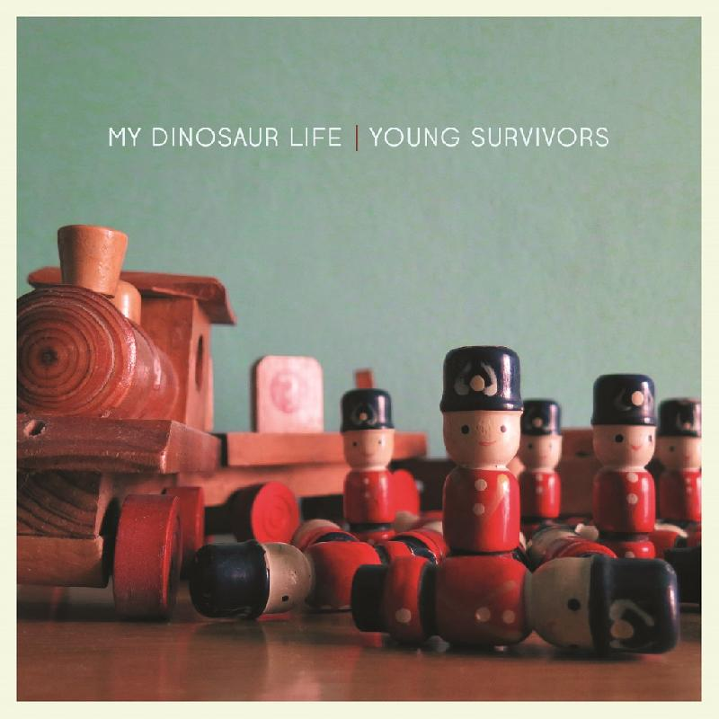 MY DINOSAUR LIFE: anteprima del nuovo Ep e video del brano ''One Fast Move Or I'm Gone''