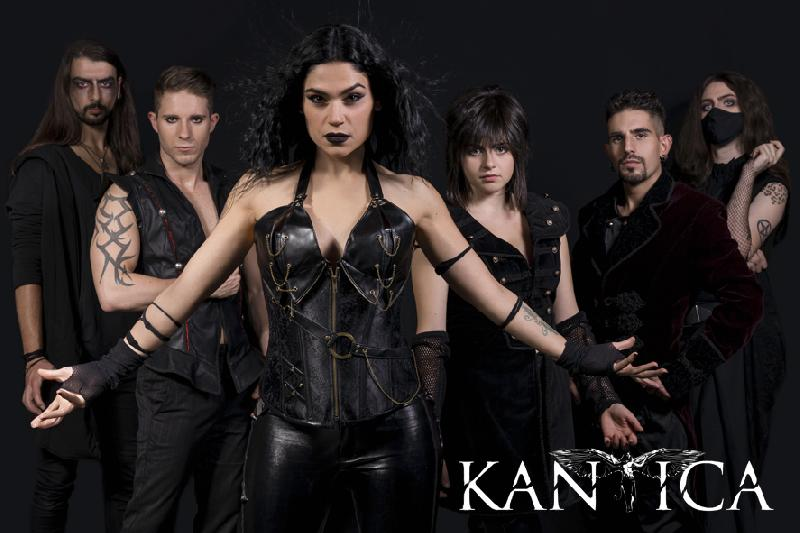 KANTICA: il debut album ''Reborn to Aesthetics'' con Revalve Records