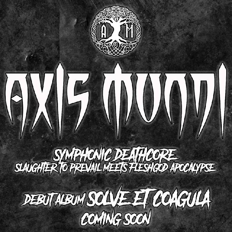 AXIS MUNDI: Il titolo del debut album