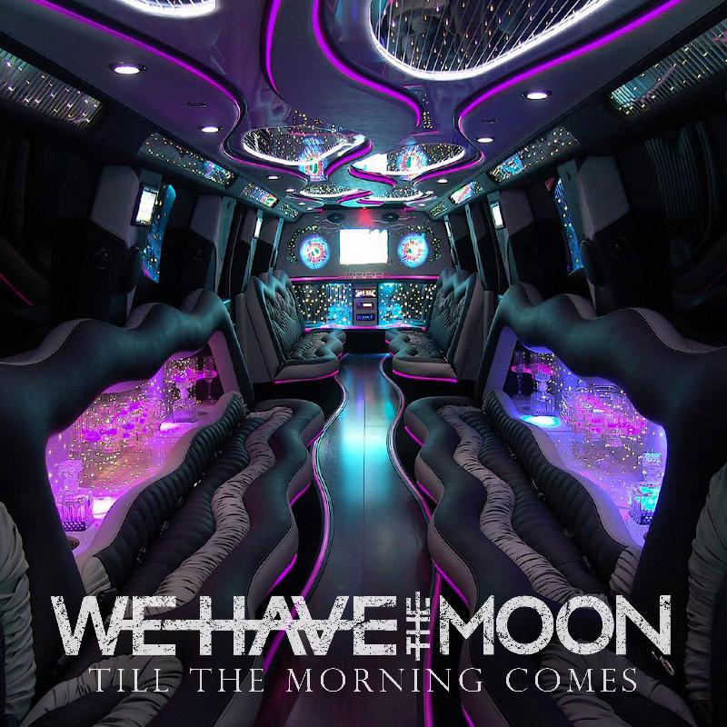 WE HAVE THE MOON: il debut album su Rockshots Records