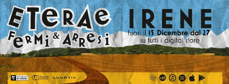 "ETERAE: il video di ""Irene"""