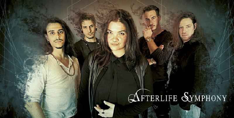 "AFTERLIFE SYMPHONY: anteprima del nuovo album ""Lympha"""
