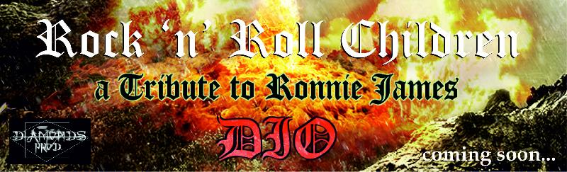 DIAMONDS PROD: in preparazione un album tributo a Ronnie James Dio