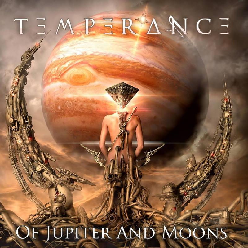 "TEMPERANCE: il video del brano ""Of Jupiter And Moons"""