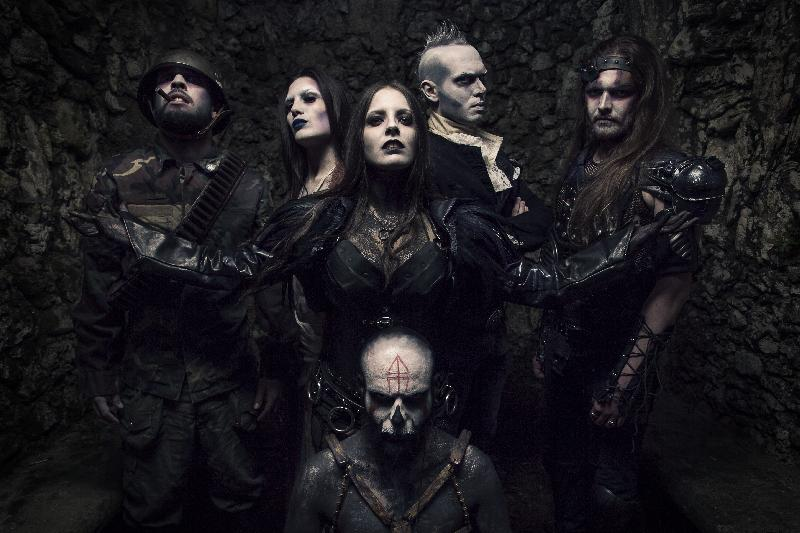DEATHLESS LEGACY: nel roster Crown Metal Booking Agency