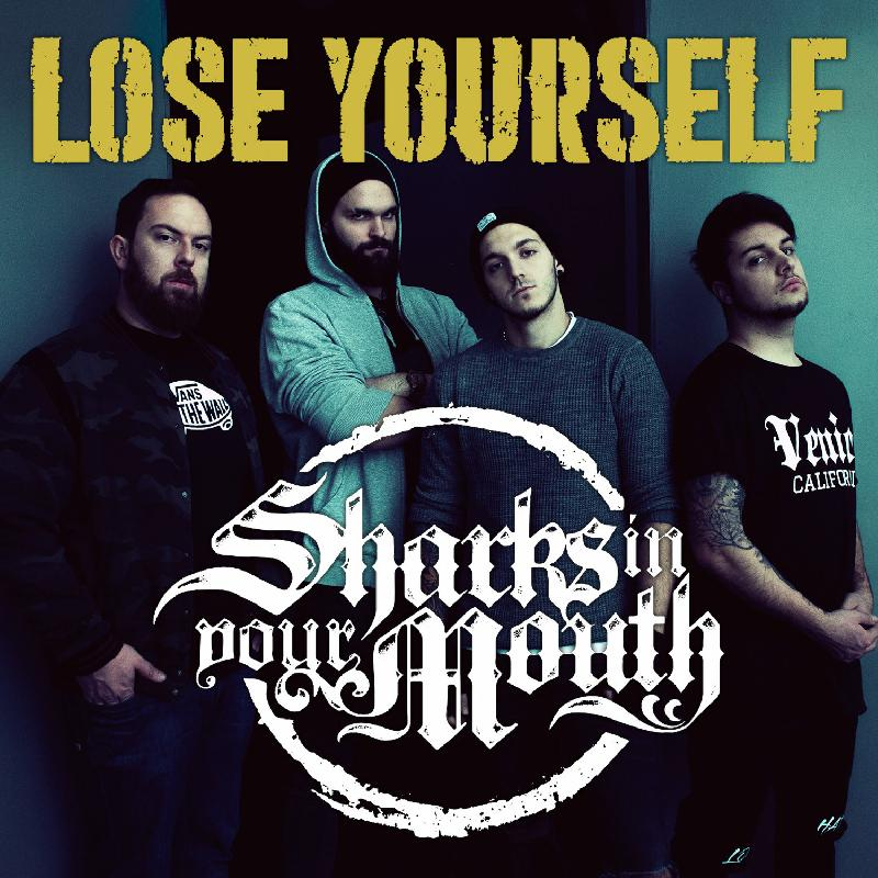 "SHARKS IN YOUR MOUTH: ascolta la loro versione di ""Lose Yourself"" di Eminem"