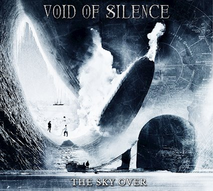VOID OF SILENCE: il nuovo album ''The Sky Over''