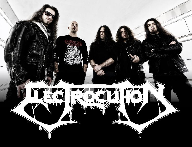 ELECTROCUTION: brano inedito in anteprima al Rock in Park e accordo con Apocalypse Extreme Agency