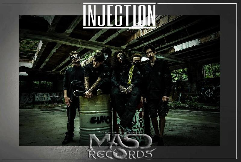 INJECTION: annunciata la firma con Masd Records