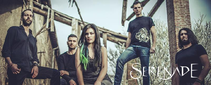 SERENADE: il lyric video di ''Kill Your Pain''