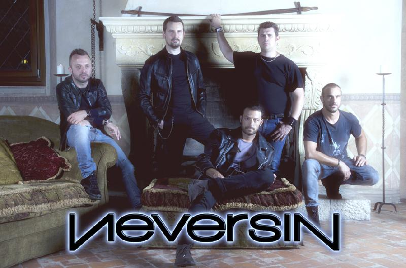 NEVERSIN: ''The Outside in'' disponibile dal 5 Ottobre tramite Revalve Records