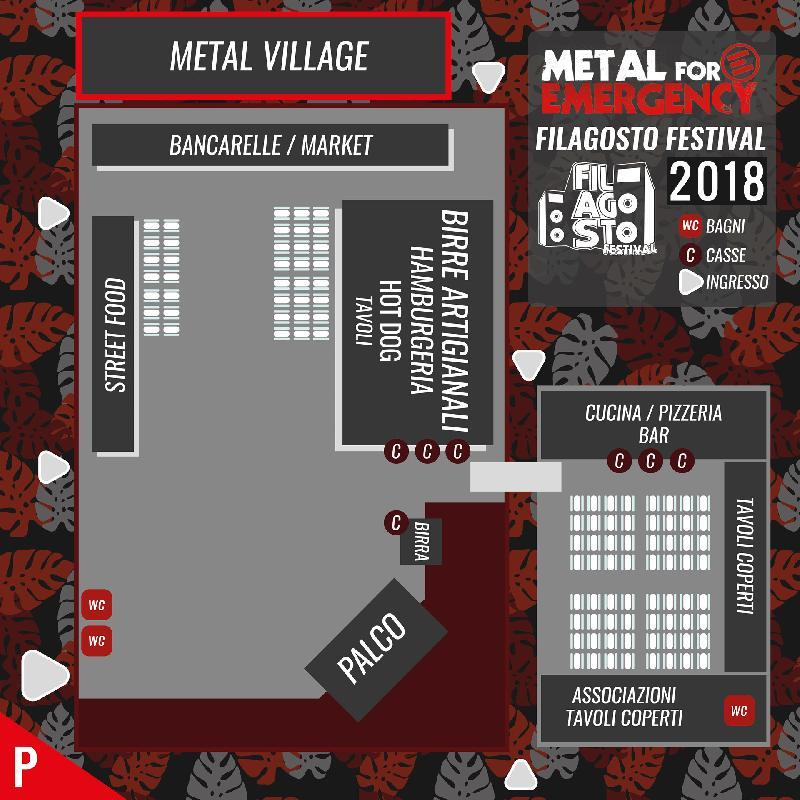 METAL FOR EMERGENCY 2018: i dettagli del festival