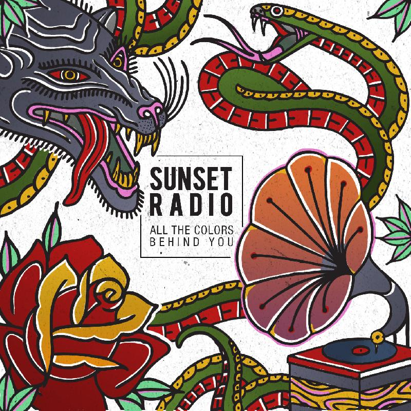 "SUNSET RADIO: il ritorno con il nuovo album ""All The Colors Behind You"""