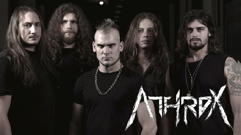 ATHROX: il nuovo ''Through the Mirror'' in uscita il 9 novembre via Revalve Records