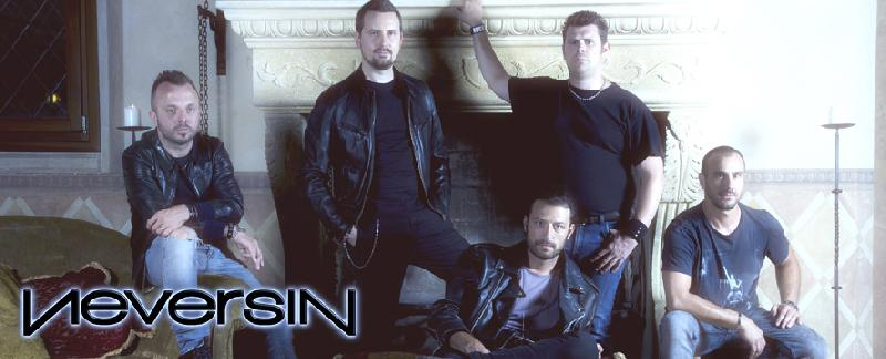 NEVERSIN: il lyric video del brano ''A Storm is Coming''