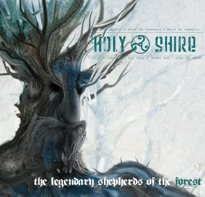 "HOLY SHIRE: il primo singolo ""The Legendary Shepherds Of The Forest"""