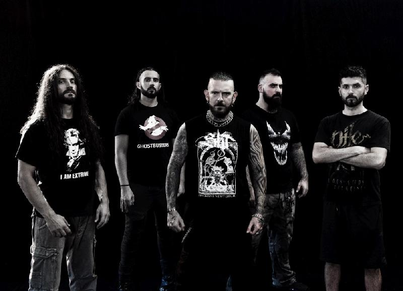 COFFIN BIRTH: il lyric video di ''No Clean Singing''