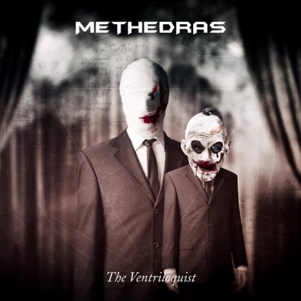 METHEDRAS: il nuovo album ''The Ventriloquist'' disponibile dal 7 dicembre via Massacre Records