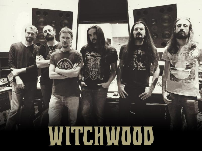 WITCHWOOD: la band entra in studio