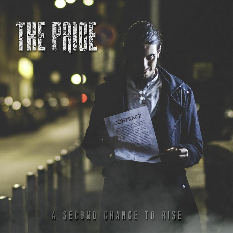 THE PRICE: svelati titolo, cover e data di uscita del nuovo album