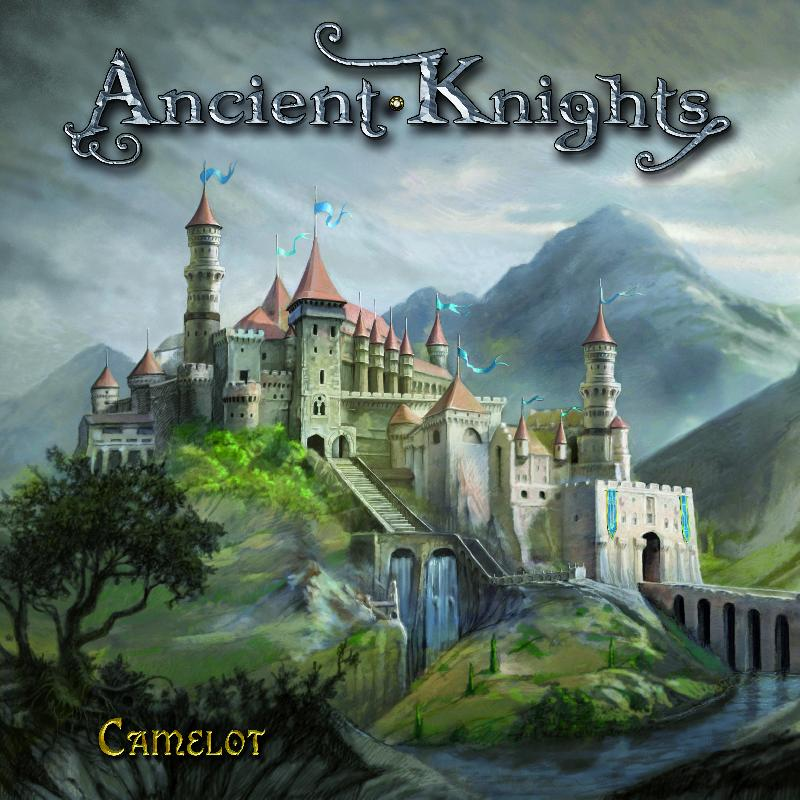 "ANCIENT KNIGHTS: svelata cover e tracklist dell'EP ""Camelot"""