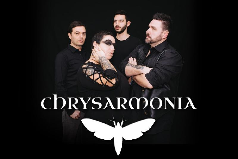 "CHRYSARMONIA: uscito il video/singolo ""I Know Who I Am"""