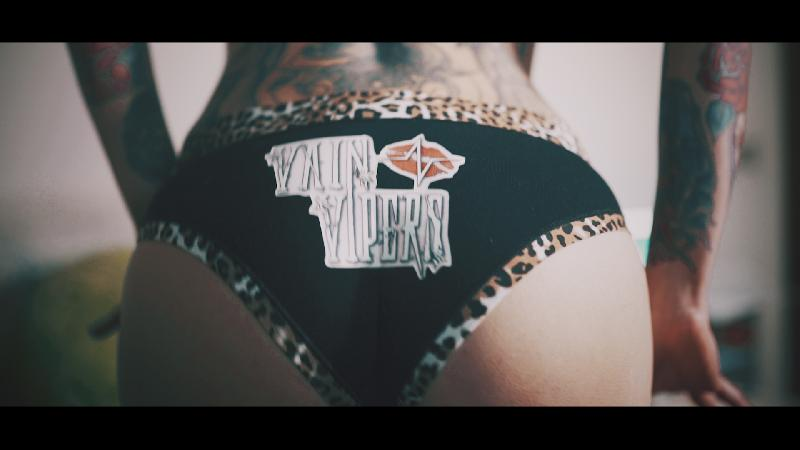 VAIN VIPERS: il nuovo video ''Kissy Doll''