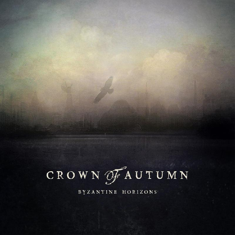 "CROWN OF AUTUMN: svelano cover e tracklist di ""Byzantine Horizons"""
