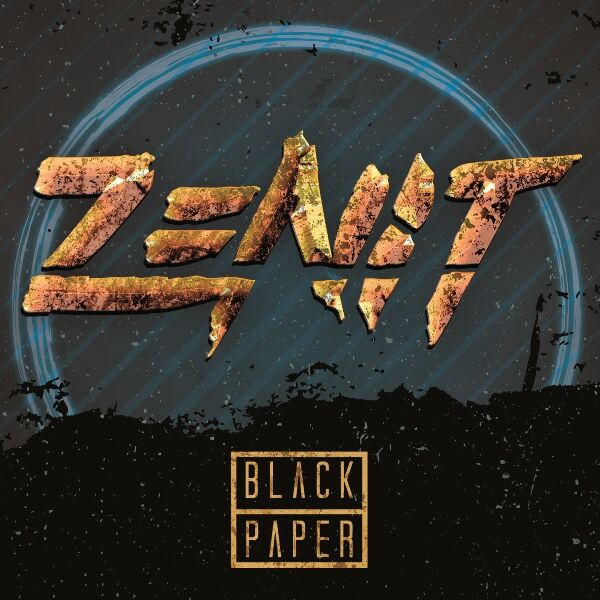 ZENIT: lanciano lo streaming integrale del nuovo album ''Black Paper''