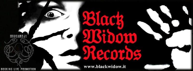 BLACK WIDOW RECORDS: accordo di collaborazione con la Irukandji Booking Live Promotion