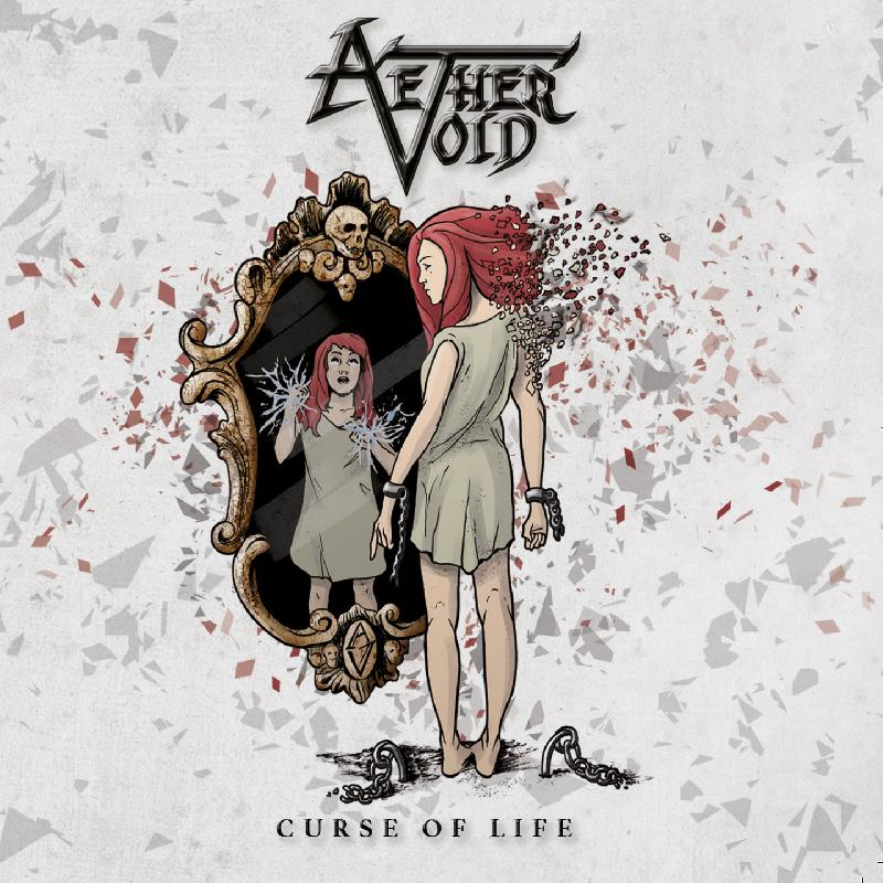 AETHER VOID: il debut album ''Curse Of Life'' in uscita con Revalve Records