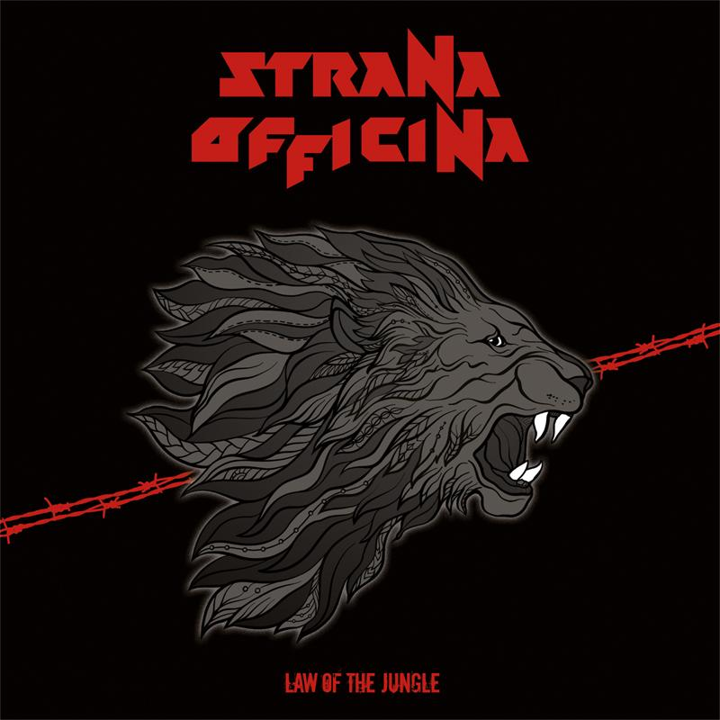 STRANA OFFICINA: i dettagli del nuovo album ''Law of the Jungle''
