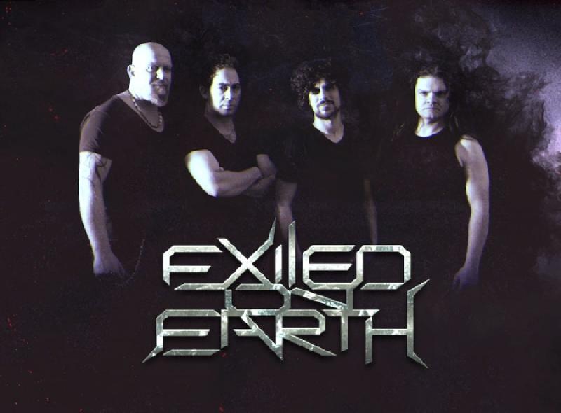 EXILED ON EARTH: in lavorazione il nuovo album in studio