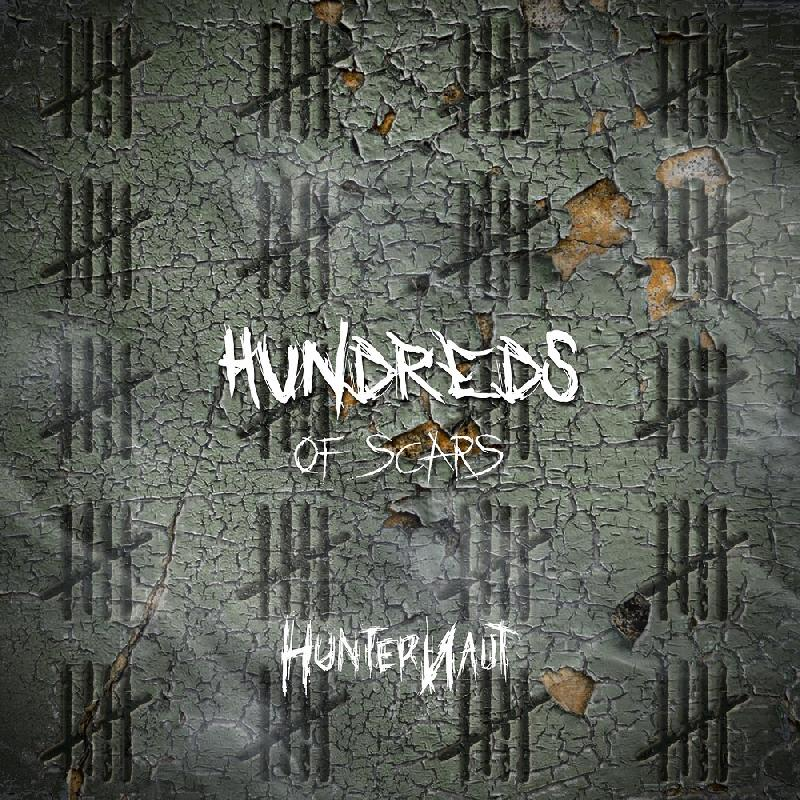 HUNTERNAUT: il video di ''Hundreds Of Scars''