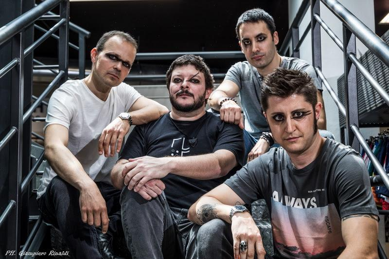 THE LAST SOUND REVELATION: nel roster della Sliptrick Records