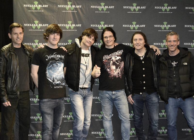 TURILLI / LIONE RHAPSODY: firmano per Nuclear Blast & King Records